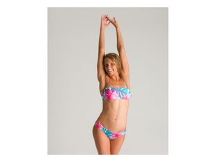 ARENA W ALLOVER BANDEAU ADJ BACK TWO PIECES 003722-901