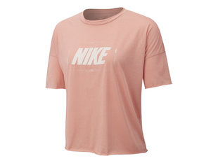NIKE W NK DRY OVERSIZED SS TOP GRX BV4494-606
